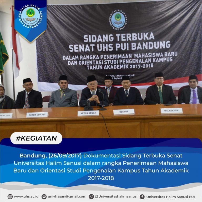 Kegiatan Mahasiswa UHS PUI Bandung