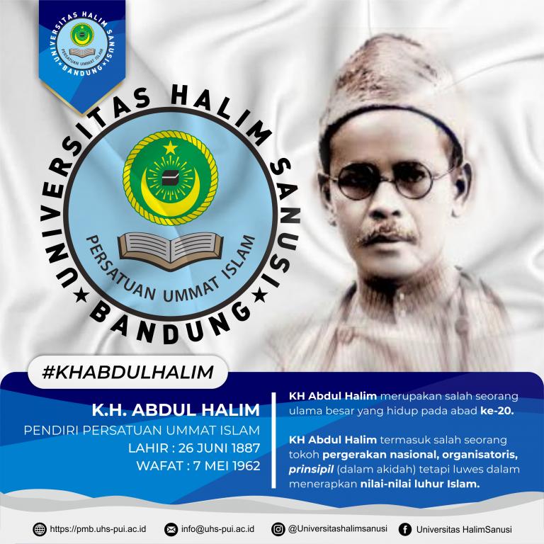 KH ABDUL HALIM